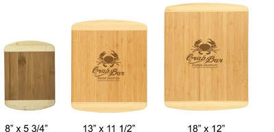 engraved cutting boards