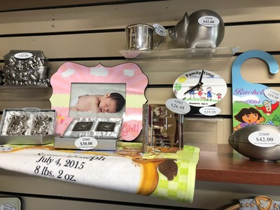 engraved baby gifts sioux falls